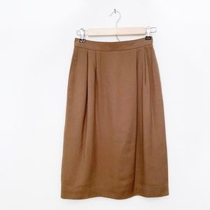 vintage mad men high waist pencil skirt